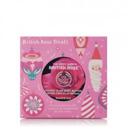 British Rose väike kinkekomplekt