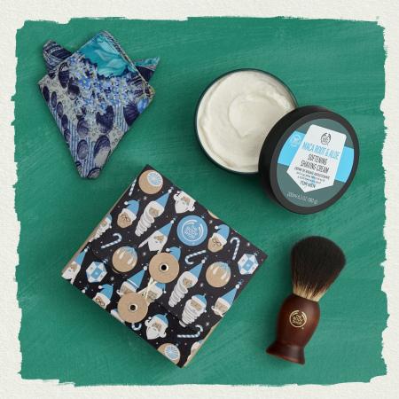Подарочный набор для мужчин «Корень маки и алоэ»