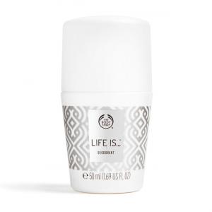 Life Is...™ deodorant