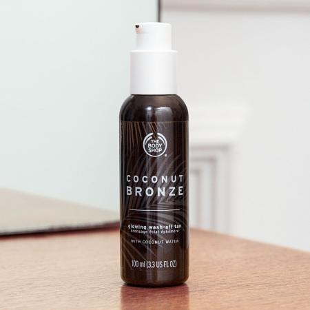 Молочко для лица и тела с бронзирующим эффектом Coconut Bronze