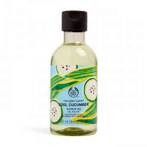 Special Edition Cool Cucumber Shower Gel