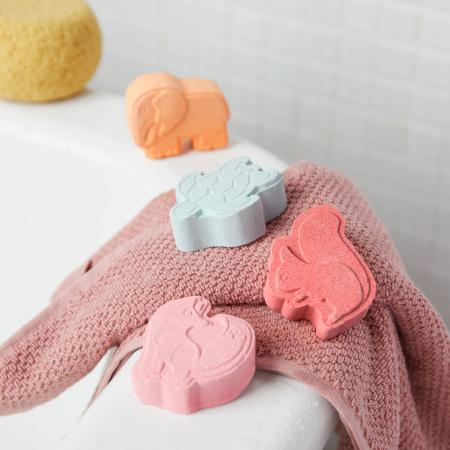 Бомбочка для ванны Манго