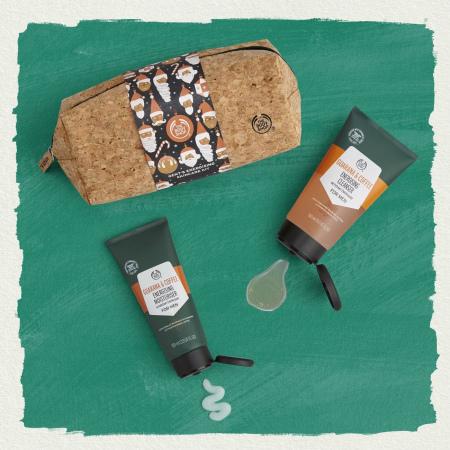 Подарочный набор для мужчин «Гуарана и кофе»