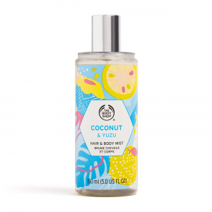 Coconut & Yuzu Hair & Body Mist