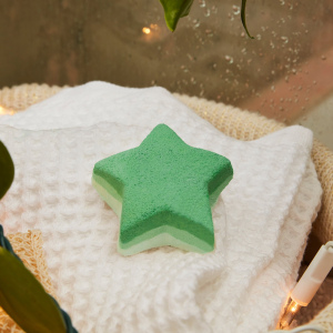 Бомбочка для ванны «Зимний жасмин»