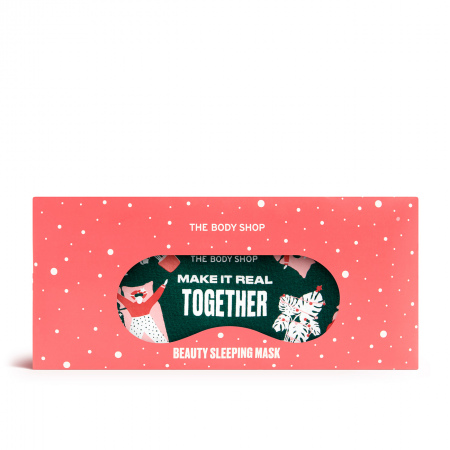 Маска для сна «Make It Real Together»