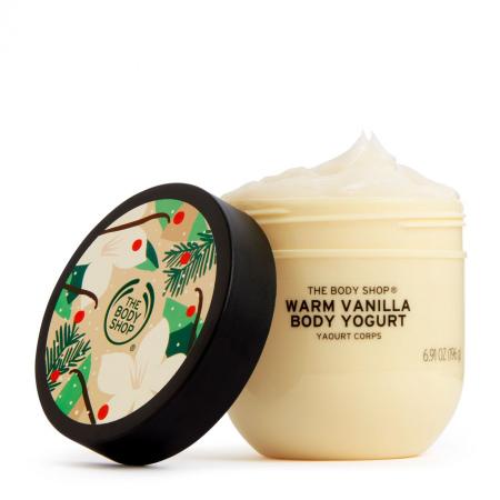Warm Vanilla kehajogurt