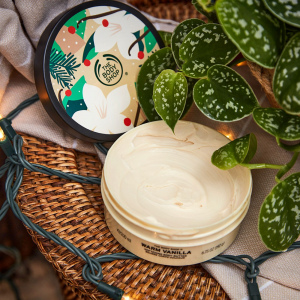 Масло для тела «Теплая ваниль»