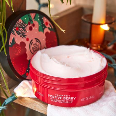 Масло для тела «Festive Berry»