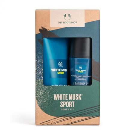 White Musk® Sport kehahoolduskomplekt meestele