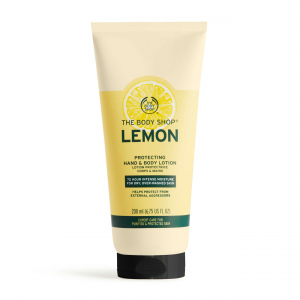 Lemon Protecting Hand & Body Lotion