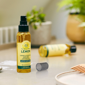 Lemon Caring & Purifying Hair Mist