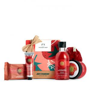 Maasika kinkekomplekt