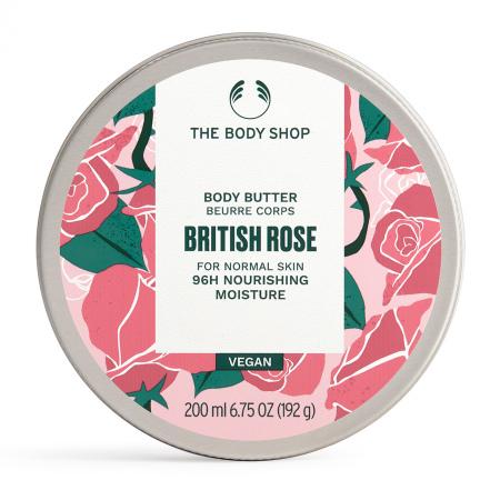 Масло для тела «Британская роза»