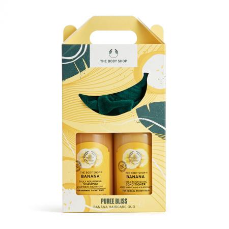 Подарочный набор для волос «Банан»