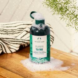 Освежающий и очищающий шампунь «Чайное дерево»