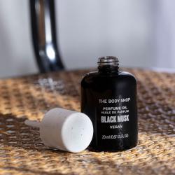 Парфюмерное масло Black Musk