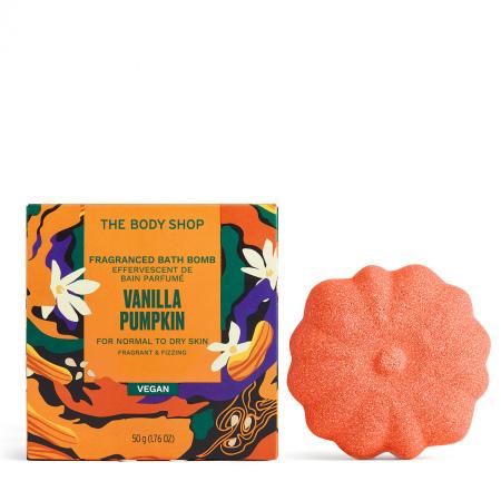 Vanilla Pumpkin vannipomm
