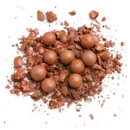 Пудра эффекта загара в шариках Brush On Bronze